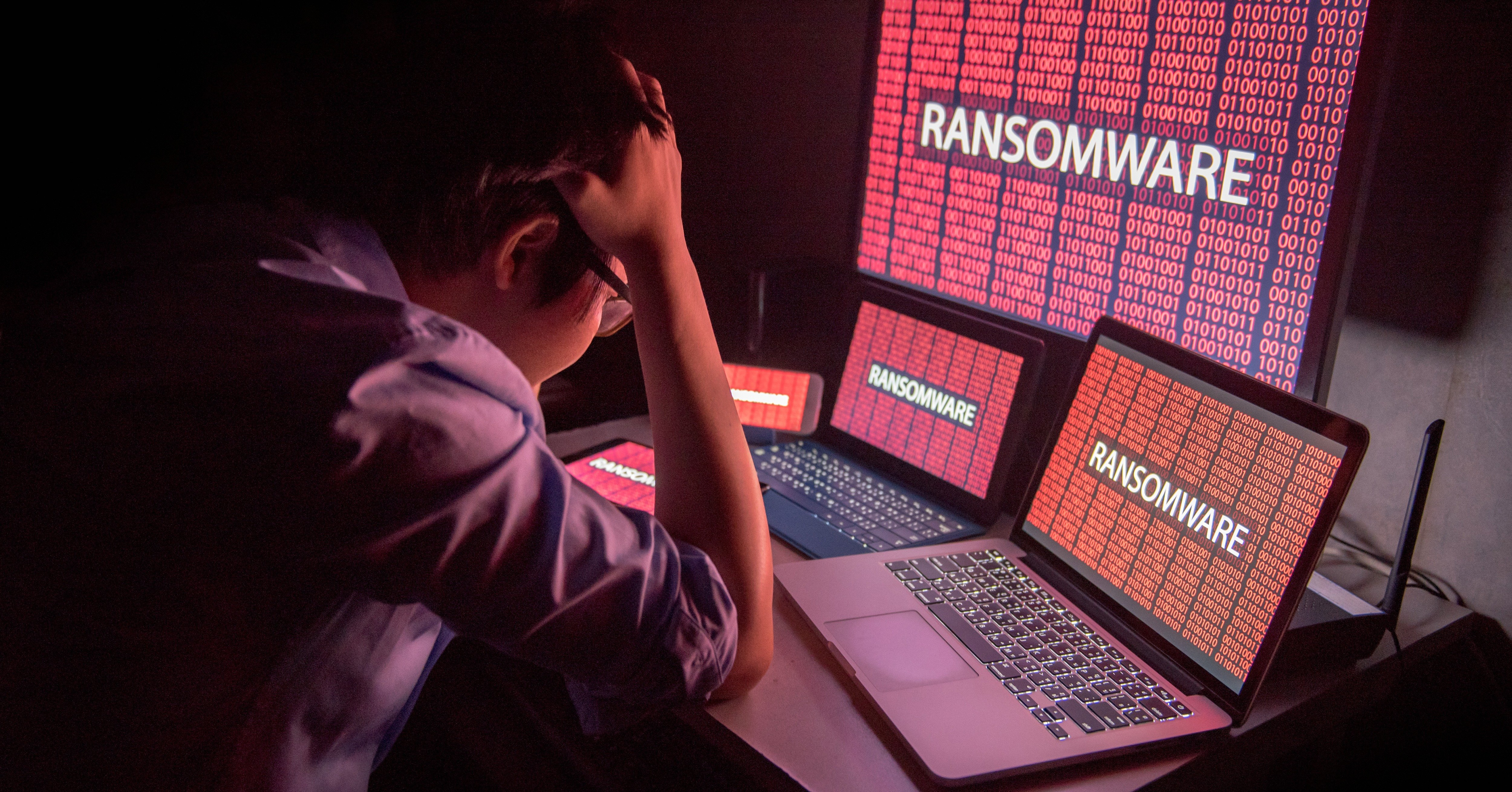 Ransomware : First Things to Do